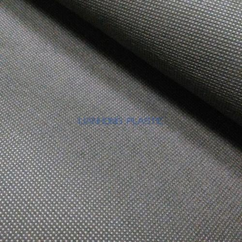 Nonwoven weed control fabric